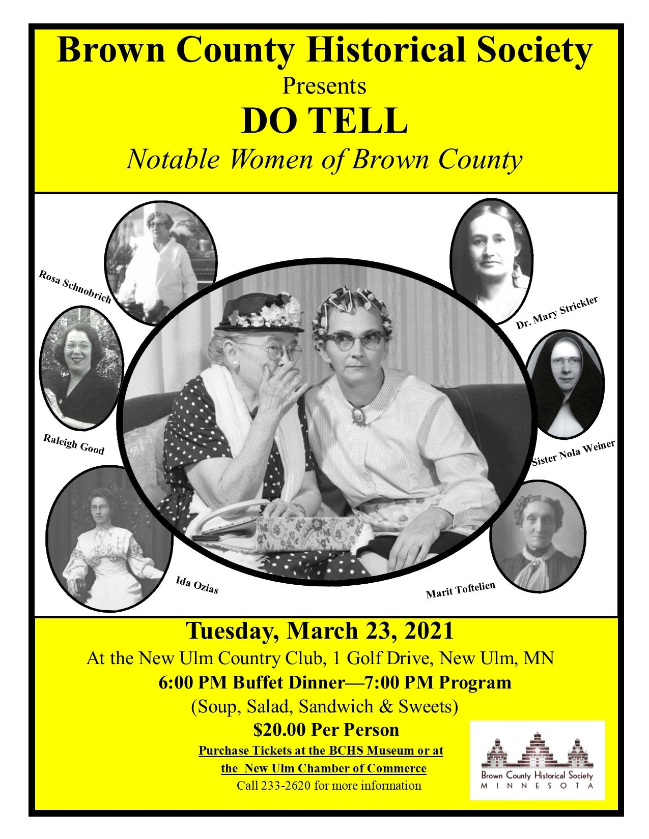 Women in Brown County History
